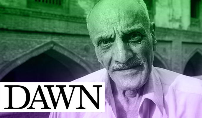 The Underfed Seniors Of Pakistan