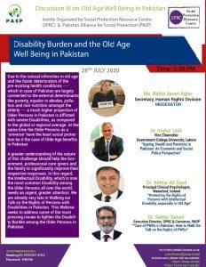 Disability Burden